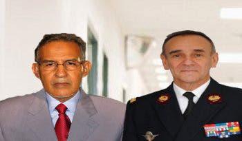 زعيم المعارضة في صورة مفبركة مع الطبيب المعالج للرئيس