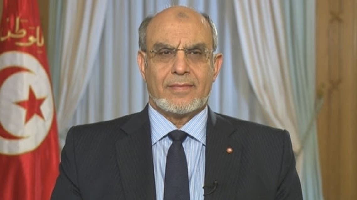 Hamadi Jebali warned that Tunisia has entered a dangerous slope after the killing of opposition liberal leader Chokri Belaid and called on his party to consider the national interest. (Al Arabiya)