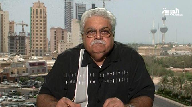 الكاتب الصحفي الكويتي فؤاد الهاشم