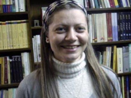 الناشطة الحقوقية رزان زيتونة