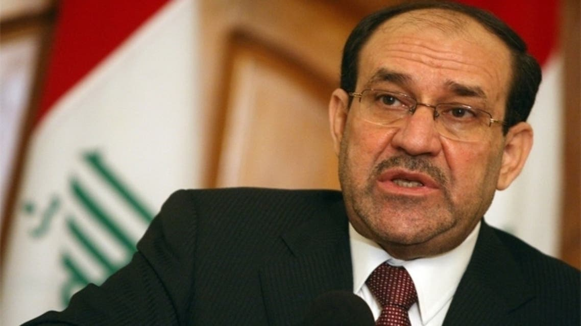 "Maliki said Assad is currently fighting a sectarian war in Syria and unlike Saddam, the Syrian president ""has a much deeper political vision."" (AFP)"