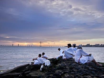 من فيلم سفينة ثيزيوس للمخرج الهندي أناند غاندي