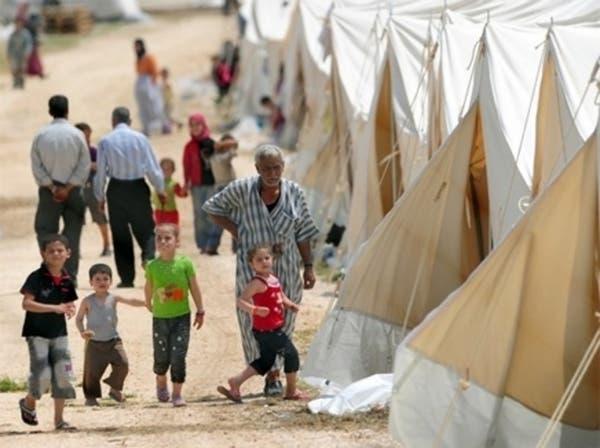 سوريا مأساة العصر.. مع تخطي عدد اللاجئين المليونين