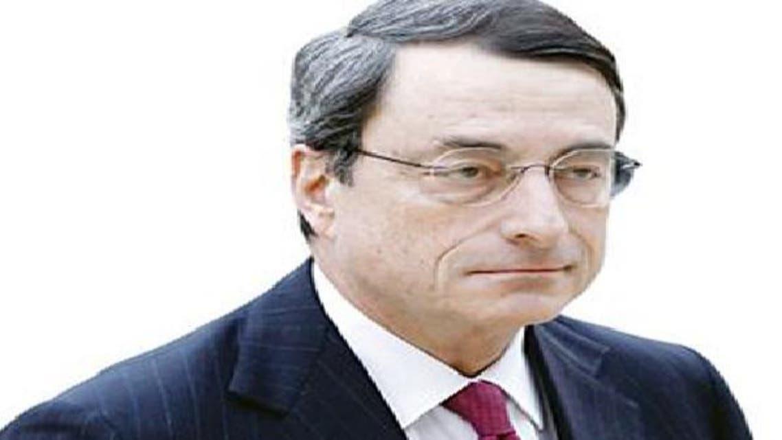 رئيس البنك المركزي الأوروبي ماريو دراجي