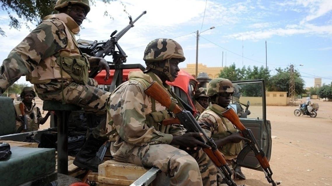 mali soldiers