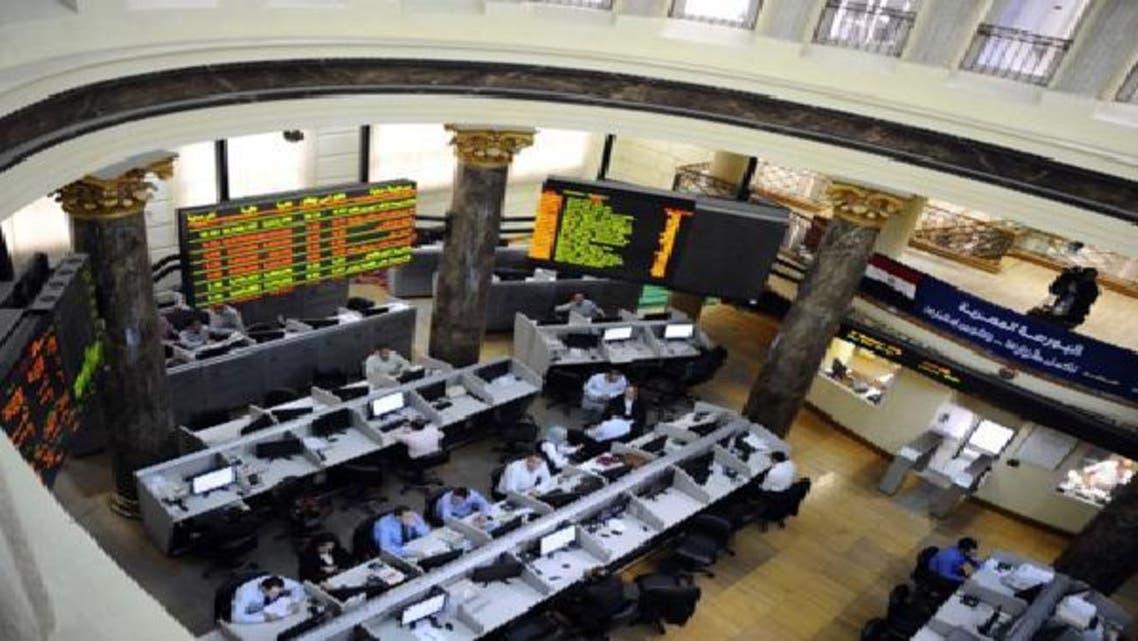 تعاملات الأجانب في بورصة مصر اتجهت للبيع بنهاية جلسة اليوم