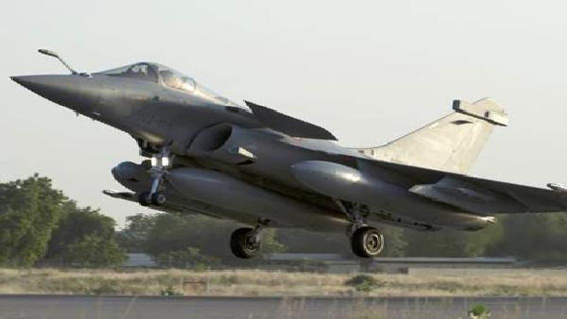 طائرات فرنسية ستخدمت المجال الجوي الجزائري في هجومها على المتشددين الاسلاميين في مالي