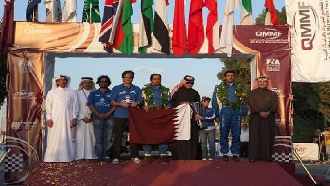 FIA Middle East Rally Championship starts off in Qatar that will bring together racers from the Middle East and the globe for exuberant race duel during the two-day sport event. (Courtesy: Automobile Sports)