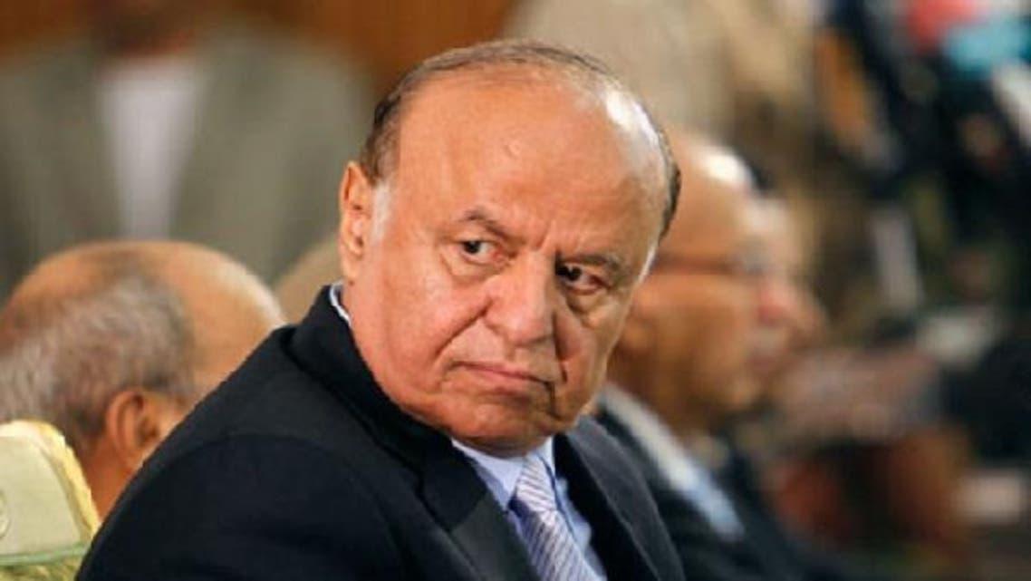 "Yemen's President Abd-Rabbu Mansour Hadi snubbed a visiting Iranian envoy last year to signal ""displeasure"" with Tehran. (Reuters)"