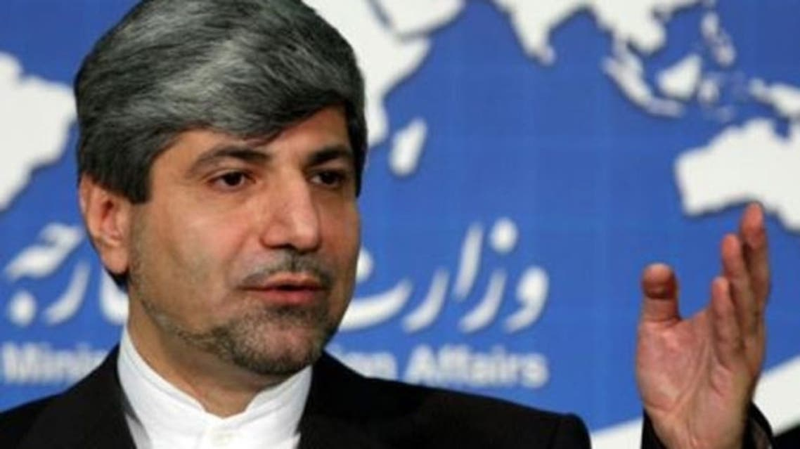 Iranian Foreign Ministry spokesman Ramin Mehmanparast denied plans that Iranian officials would be questioned over the bombing. (AFP)
