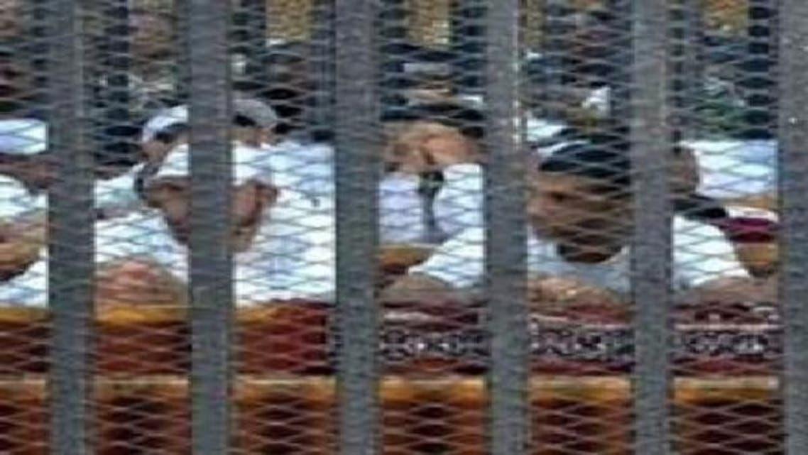متهمون في قضية مجزرة بورسعيد