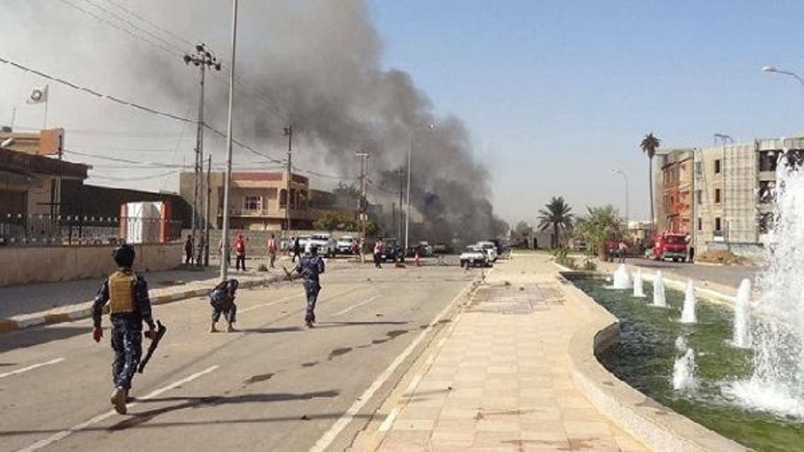 An attacker, who struck on Wednesday in Tuz Khurmatu, north of Baghdad, killed 42 people and wounded 75 in the deadliest single attack in Iraq since July 23. (AFP)