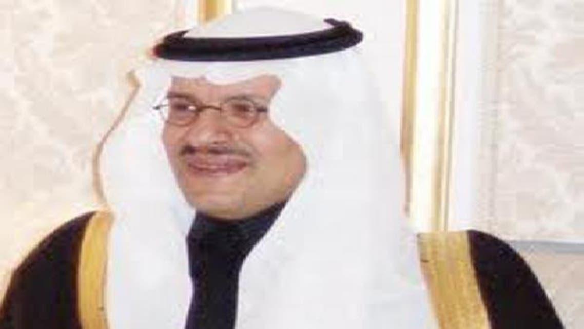 الأمير عبدالعزيز بن سلمان بن عبدالعزيز
