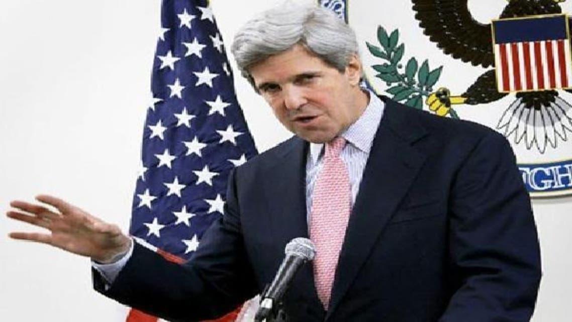 امریکا کے نامزد وزیر خارجہ سینیٹر جان کیری