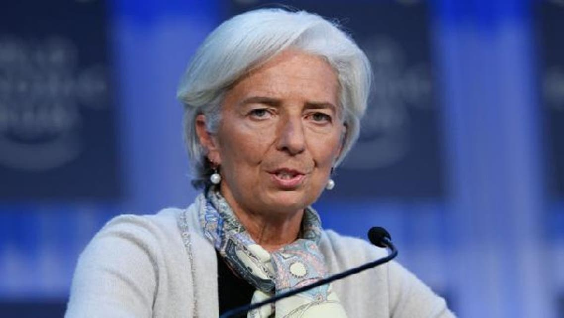 """International Monetary Fund's head, Christine Lagarde, says the recovery of the world economy in 2013 will be """"fragile and timid."""" (Reuters)"""