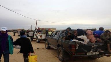 العربيةنت تقف على معاناة الهاربين من جحيم الحرب في مالي