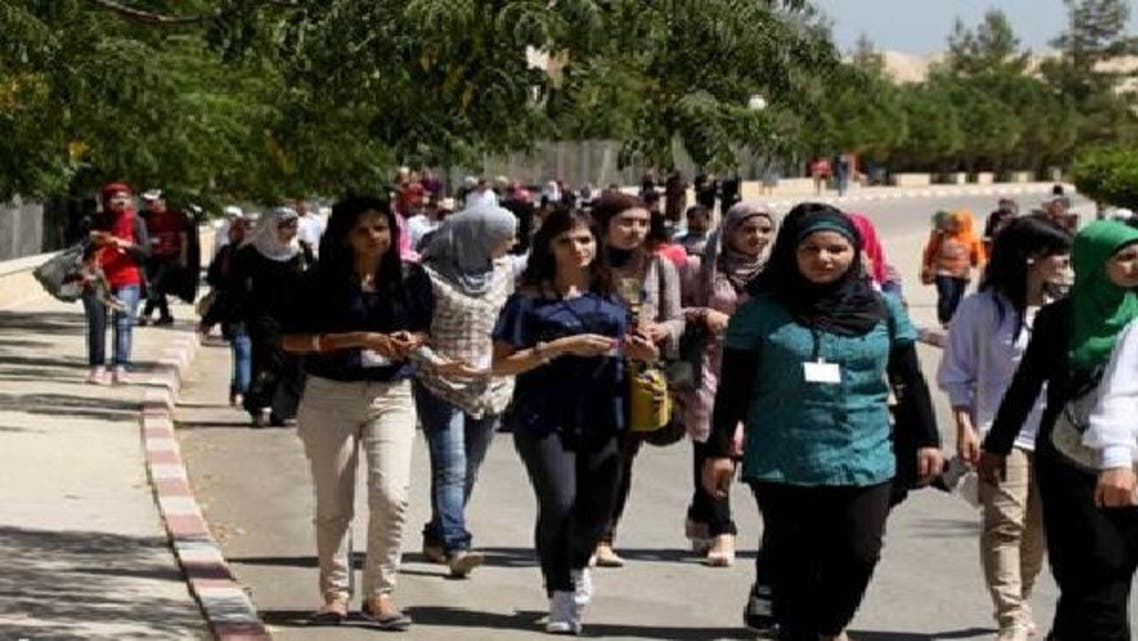 جامعة الأقصى هي الجامعة الوحيدة في قطاع غزة
