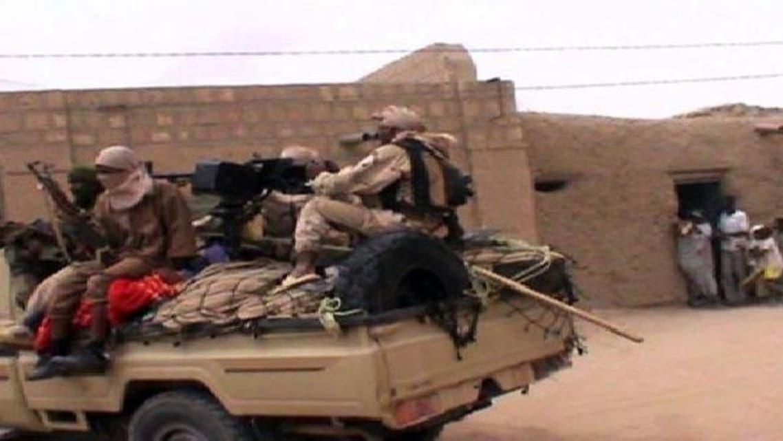 مقاتلون في شمال مالي