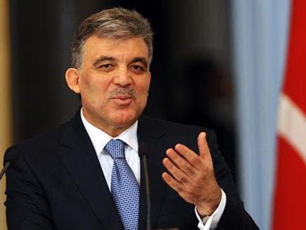 الرئيس التركي السابق عبدالله غول