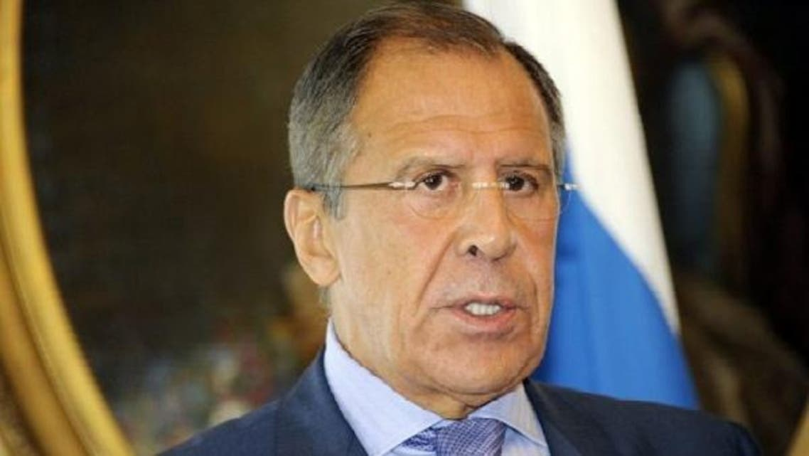 Sergei Lavrov conceded that a rare speech Assad delivered on Jan. 6 laying out his own vision for a peace settlement probably did not go far enough and would not appease the armed opposition. (AFP)