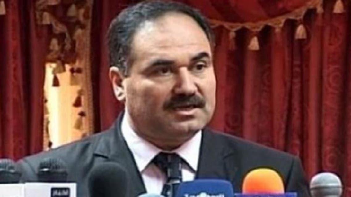 Iraqi Finance Minister Rafei al-Essawi had called on Prime Minister Nuri al-Maliki to resign. (Al Arabiya)