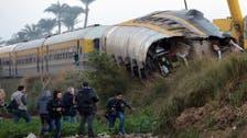 Blast in Egypt train kills two policemen
