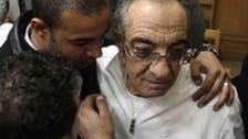 براءة رئيس ديوان مبارك من تهم فساد