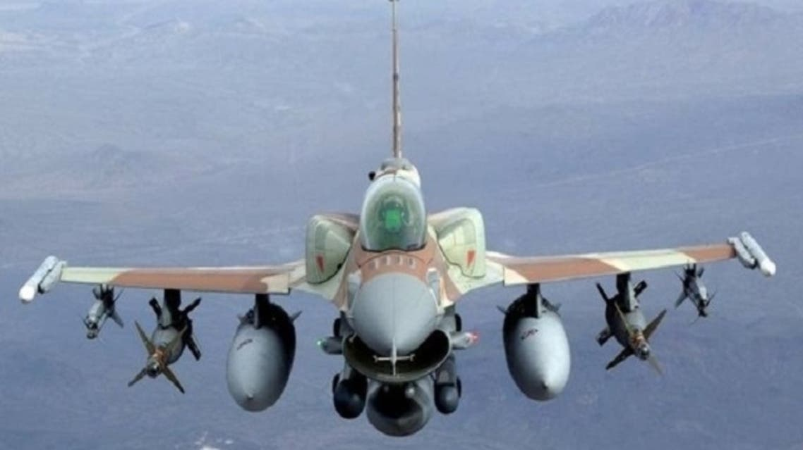 The United States pledged to deliver 20 F-16 fighter jets to Egypt before the end of 2013. (Reuters)