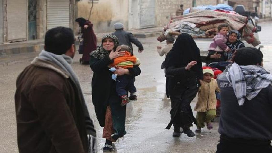 The office of the U.N. High Commissioner for Refugees said on Friday that registered Syrian refugees in neighboring countries and North Africa now number more than 600,000.