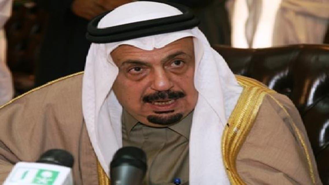 الدكتور خالد محمد العنقري