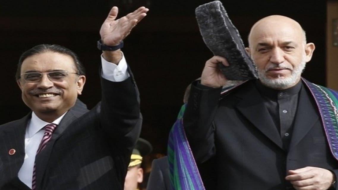 Afghanistan and Pakistan
