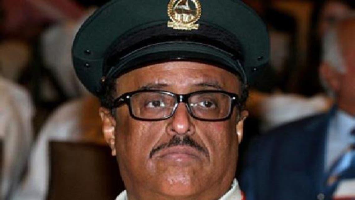 دبئی کے پولیس سربراہ ضاحی خلفان