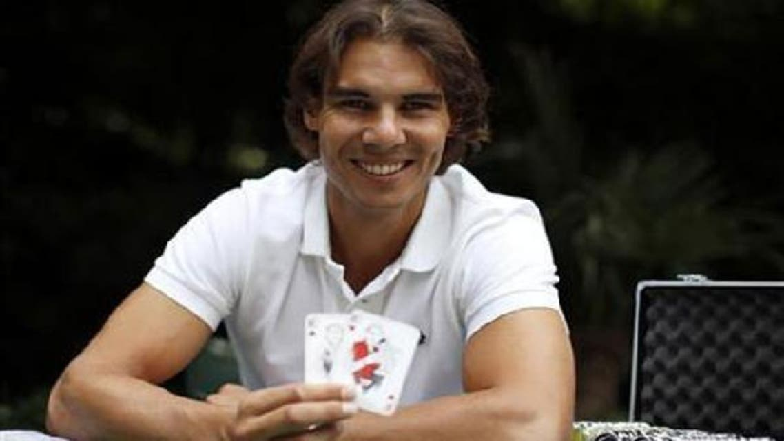 Spanish tennis player, Rafael Nadal, was forced to withdraw from the Abu Dhabi tournament due to a stomach virus. (Reuters)