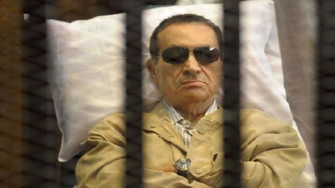 Hosni Mubarak, who ruled Egypt for three decades, was forced out in February 2011 after a popular uprising. (Reuters)