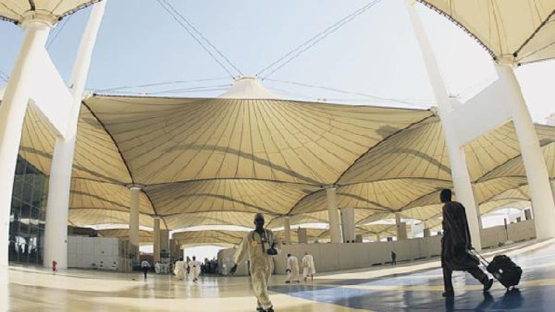 Government bonds for 2013 will be used towards improving King Abdul Aziz airport in Jeddah, which receives more than 20 million passengers a year along with Riyadh airport. (AFP)