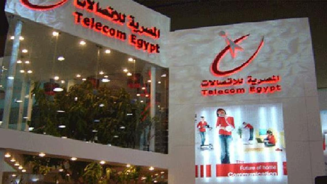Landline monopoly Telecom Egypt, 80 percent owned by the state, has been relying on its data business to boost revenue. (Reuters)