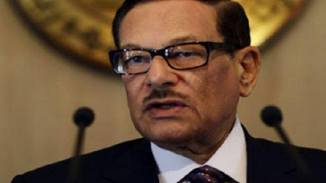 Safwat al-Sherif, former senate leader under the Mubarak-era was bailed out on Tuesday by an Egyptian court. He was faced with charges of corruption and abuse of power during president Mubarak's regime. (Reuters)