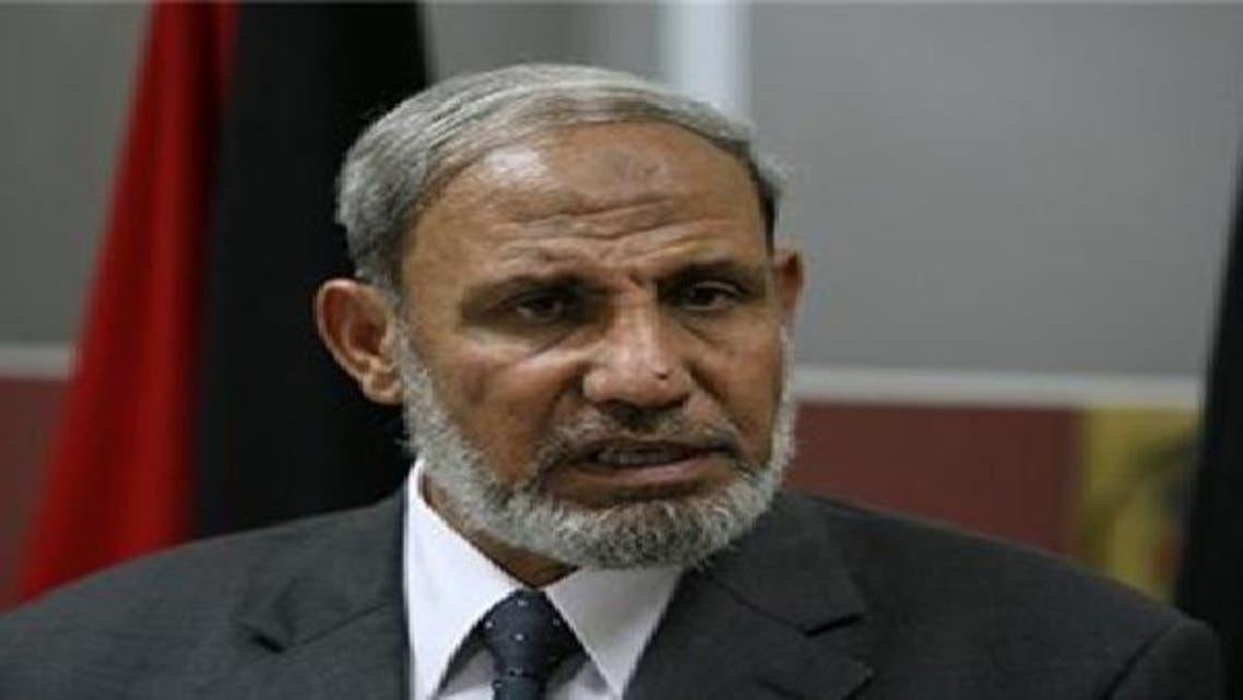محمود الزهار القيادي في حركة حماس