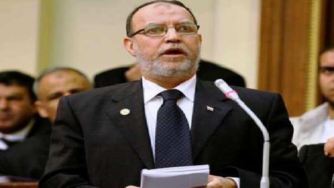 """الدكتور عصام العريان نائب رئيس حزب \\""""الحرية والعدالة\\"""""""