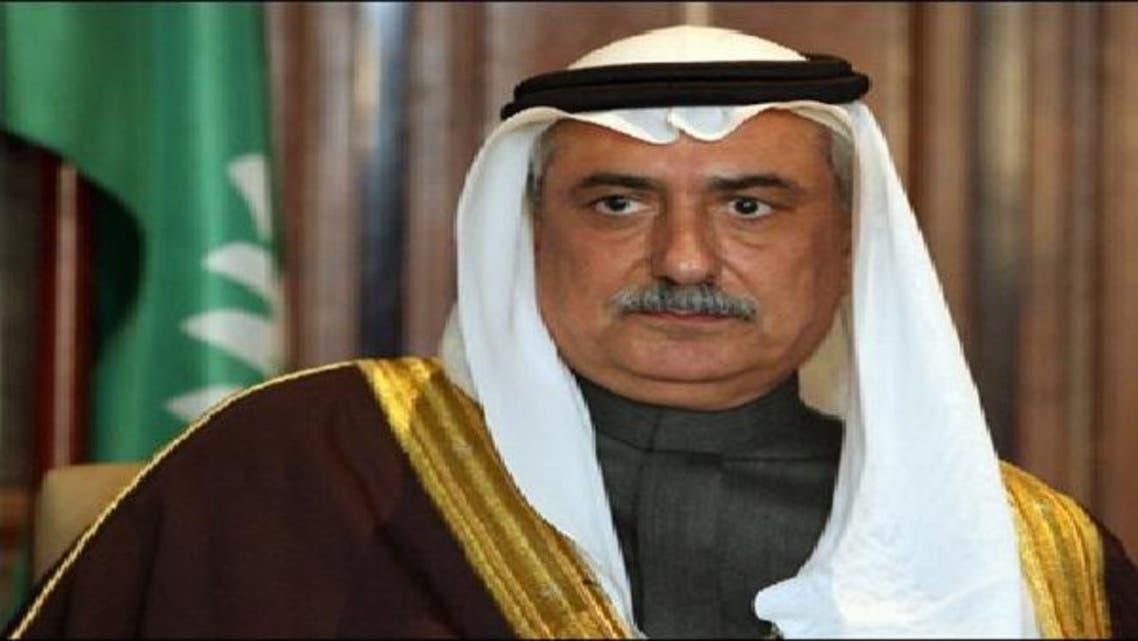 وزير المالية السعودي الدكتور إبراهيم العساف
