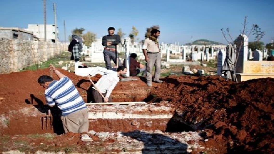 شام میں جاری خانہ جنگی میں 2012ء کے دوران ہلاکتوں میں نمایاں اضافہ ہوا ہے