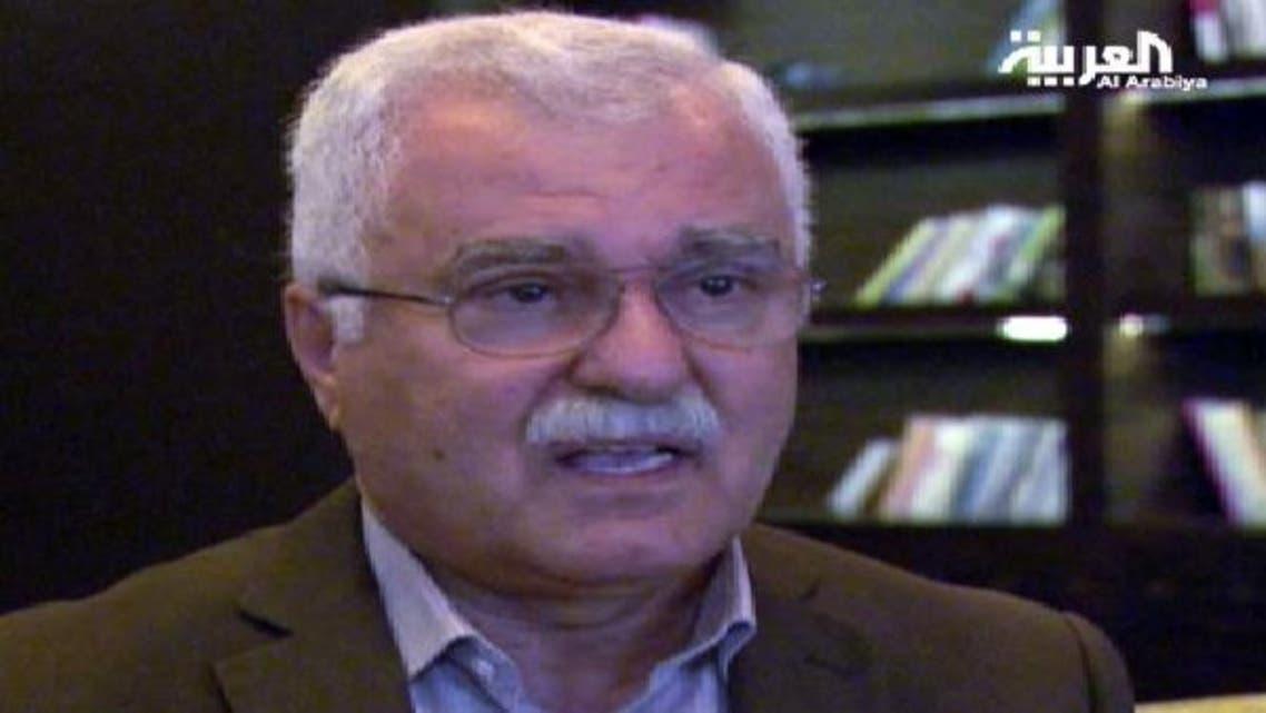 نائب رئيس المجلس الوطني السوري المعارض جورج صبرا