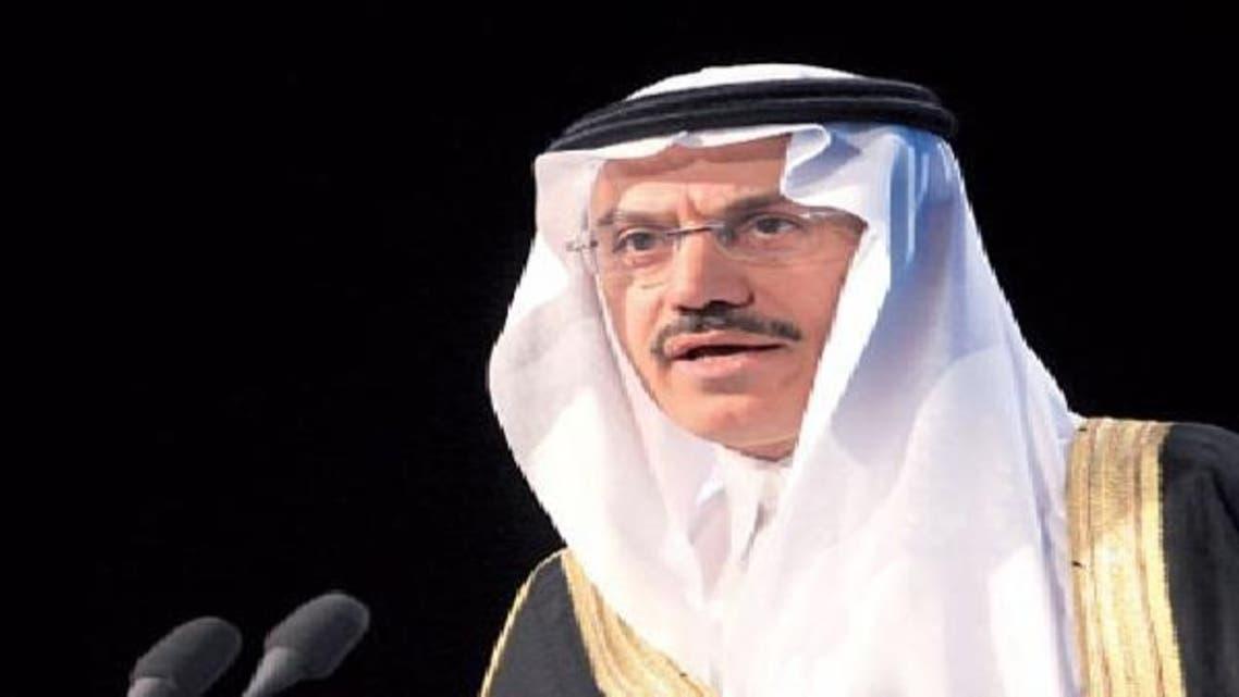 وزير الاقتصاد السعودي الدكتور محمد بن سليمان الجاسر