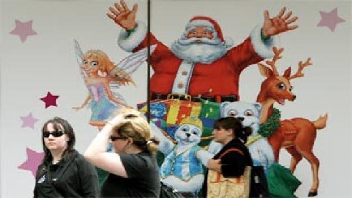 الأمريكيون ينفقون 154 مليار دولار لشراء هدايا عيد الميلاد