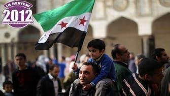 Arab Spring  - 2012 Timeline
