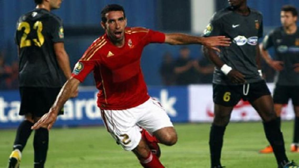 """Al-Ahly's legendary midfielder Mohammed Abu Treika, an Islamist-leaning footballer, says he will leave politics to avoid """"stirring hatred"""" among Egyptians who are already divided over the country's draft constitution. (Reuters)"""
