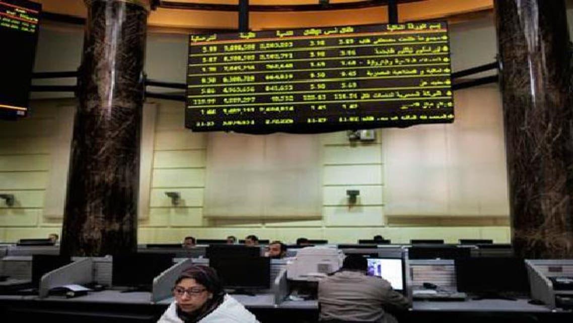 ارتفاعات متفاوتة لمؤشرات البورصة المصرية
