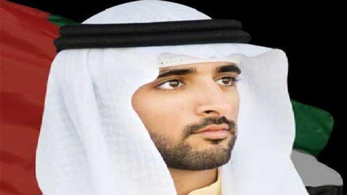 """ولي عهد دبي رئيس \\""""المجلس التنفيذي\\"""" الشيخ حمدان بن محمد بن راشد"""