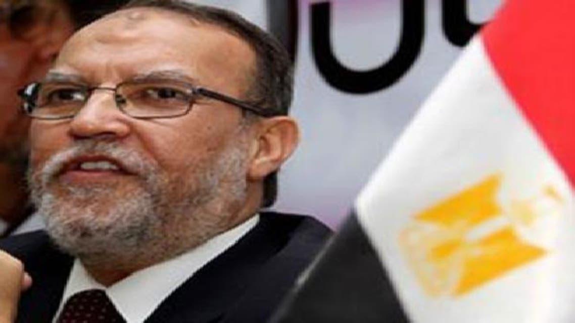 عصام العريان ڈپٹی چیئرمین فریڈم اینڈ جسٹس پارٹی