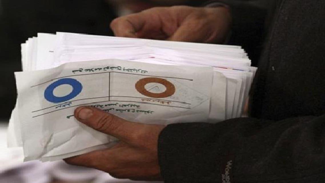 ریفرینڈم کے دوسرے مرحلے میں آئین کے حق میں ووٹ ڈالنے کی شرح 71فی صد رہی ہے۔
